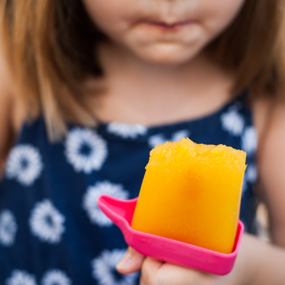 Untitled (mango popsicle)